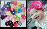 Beautiful fashion girls headbands