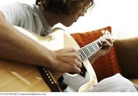 Guitar Lessons in Your Home with Calgary's Favourite Teacher!