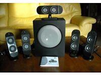 Logitech x530 Speaker Sistem