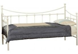 Cream day bed