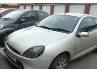 Ford puma spares or repairs 02