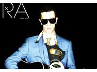 Standing ticket Richard Ashcroft support by Black Grape