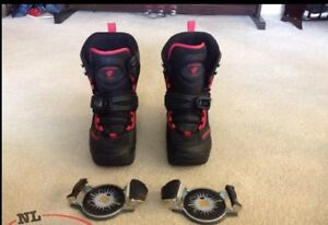 Switch Step-in Bindings and Boots