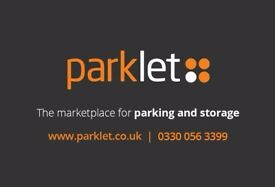 Secure Parking Space in Bethnal Green, E2, London (SP29837)