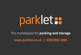 Secure Parking Space in Millwall, E14, London (SP33716)
