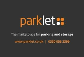 Secure Parking Space in East Acton, W3, London (SP44168)