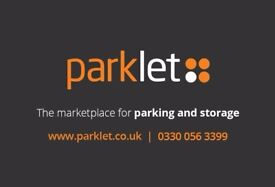 Secure Parking Space in Haggerston, E8, London (SP43174)