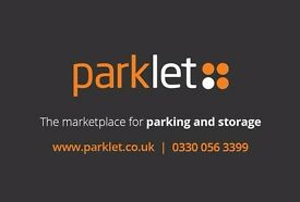 Secure Parking Space in Canary Wharf, E14, London (SP41615)