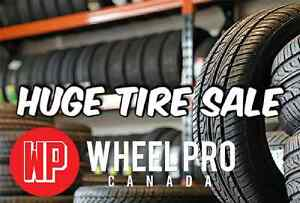 Tire Specials At Wheelpro Canada in North York **Clearance**