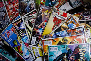 VINTAGE Comics. Marvel, DC, and So Much More!