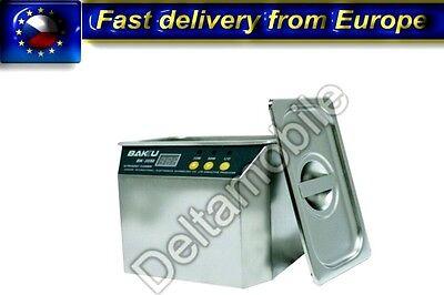 New Stainless Steel Ultrasonic Cleaner Baku Bk 3550 For Communications Equipment