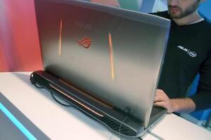 »» ASUS Republic of GAMERS G75VW «« High-End gaming laptop [Nvidia 970m GPU, Intel i7 CPU, 128 SSD+1TB HDD, 16GB RAM] ««