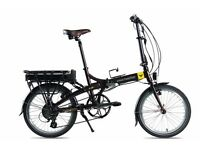 Smart Motion Folding Electric Bike - powerful and unrestricted