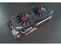 ASUS STRIX GTX 780 6GB Graphics Card