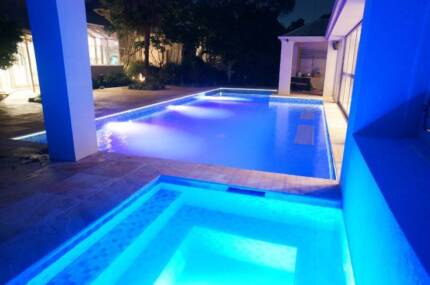 Perimeter Outdoor Wet/Pool lighting DIY kit