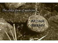 Aromatherapist massage