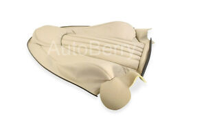 Jaguar XK8 / XKR (1997-2000) Leather replacement Seat Covers OEM Material