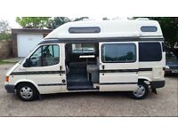 Motorhome: Ford Transit Autosleeper Duetto. Diesel Automatic. Excellent condition