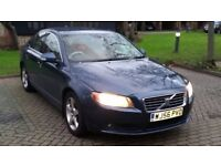 FULLY LOADED VOLVO S80 D5 DIESEL AUTO 2006 GREAT CONDITION M.O.T 04.2018