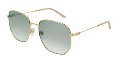 Genuine GUCCI 0396S Sunglasses Replacement Lenses: Grey (Gucci Carrera Sunglasses)