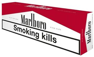 Ultra low tar cigarettes Marlboro