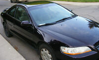 1998 Honda Accord LX Coupe (2 door)