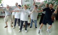 SUMMER SPECIAL Beginners Afternoon 50+ Tai Chi Class