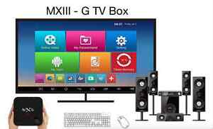 MXIII Android TV Box - Fully Loaded!!!! (WE'RE BACK)