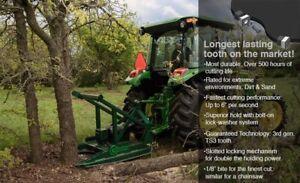 LT3200 TURBO SAW: Tractor 3-Point, PTO Powered Tree Saw, 32