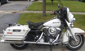 1998 Harley Davidson FLHTP X-Police Bike Almost New ! or B/O