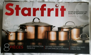 Starfrit cook set