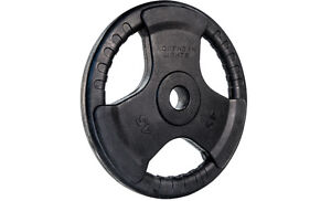 Northern Lights Olympic Rubber Coated Weight Plate, 45lbs WPOR45