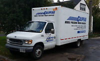 1997 Ford E-350 Cube Van -- Amazing Low Mileage!