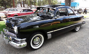 1950 Meteor Club Coupe