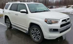 2014 TOYOTA 4RUNNER LIMITED 7 SEATS