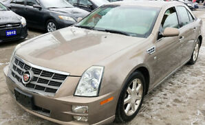 2008 Cadillac STS V6 Loaded