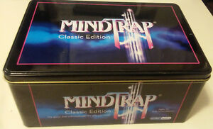 MINDTRAP Classic Edition Trivia Game