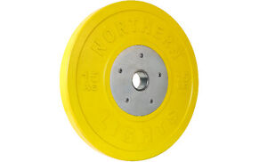 Olympic Competition Bumper Plate, 15kg WPOBCOMP15YE