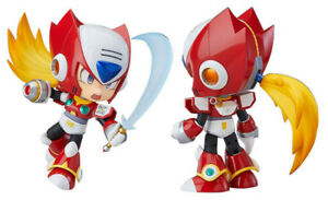 Mega Man X Series Zero Nendoroid Action Figure in store!