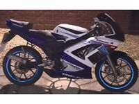 Rieju rs2 50cc road legal bike like dt yz cr rs Kx rm stomp etc