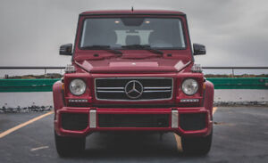 2003 Mercedes-Benz G-Class AMG SUV, Crossover