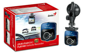 New Genius DVR-FHD590 Full HD Vehicle Video Recorder