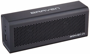 Braven 570 Bluetooth Speaker Battery Charger Apple Samsung HTC