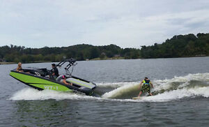 RADICAL WAKE/SURF BOAT NOW AT ALBERTA MARINE ! Edmonton Edmonton Area image 2