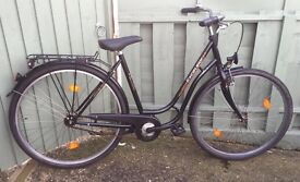 Womens bike REDUCED £80 Ideal Christmas present