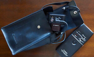 Canon Wireless Controller LC-4 Transmitter and Receiver