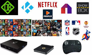 Android TV Box (Dartmouth,HRM)