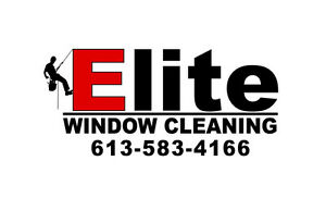 Elite Window Cleaning Fall Special Kingston Kingston Area image 1