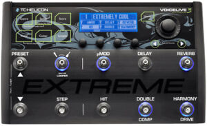 VoiceLive 3 Extreme by TC-Helicon