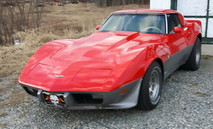 Corvette 1979